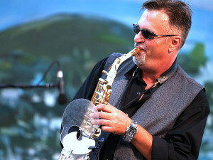 Greg Vail Saxophone Jazz saxophonist event entertainment - www.wendoevents.com