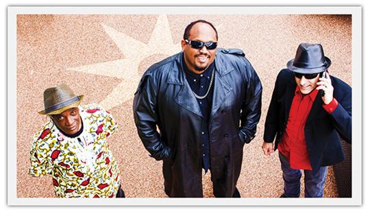 Elu the Dust Calypso music band event entertainment - wendoevents.com