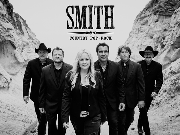 SMITH - Country band - wendoevents.com