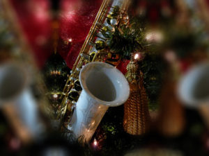 holiday party entertainment by Greg Vail Saxophonist