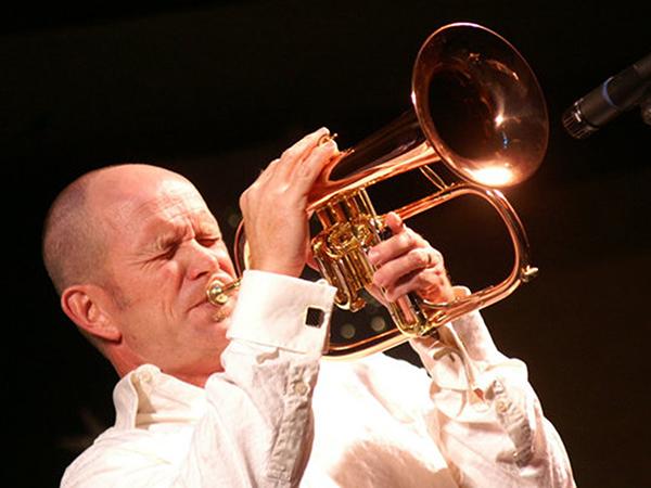 Andrew Carney, Trumpet and Flugelhorn - wendoevents.com