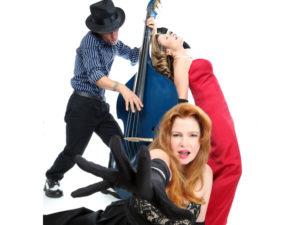 Blue Delilahs Swing Band at wendoevents.com
