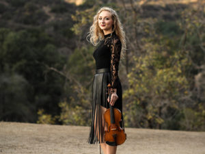 Grace Ann violinist -wedding musician - wendoevents.com