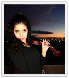 Nicole, Violinist - wendoevents.com
